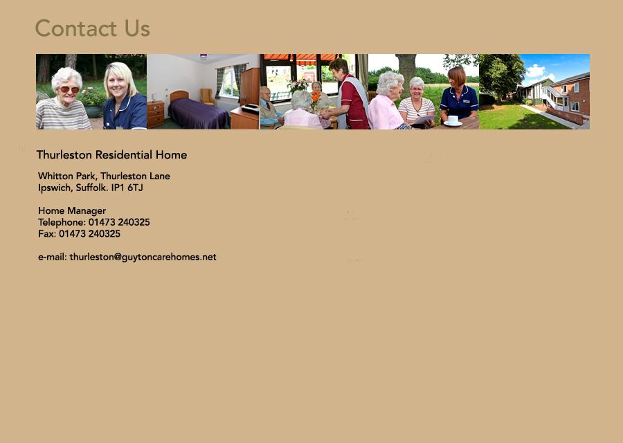 Guyton Care Homes